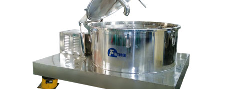 centrifuge machine manufacturer