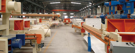 filter press manufacturer