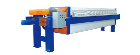 Mechanical Compress Filter Press