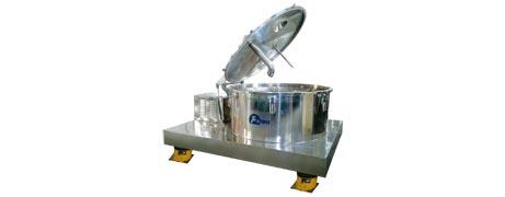 PD type filter bag hoist discharge centrifuge