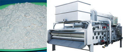 Potassium Sulfate Filter Press