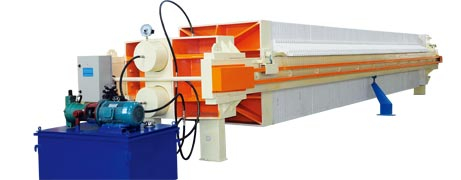 programmed Controlled Automatic Filter Press