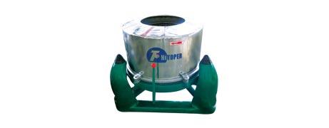 SS type three-foot  centrifuge
