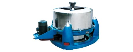 SX type manual bottom discharge centrifuge